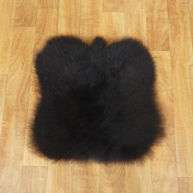 Black Bear Throw Rug For Sale #17447 @ The Taxidermy Store
