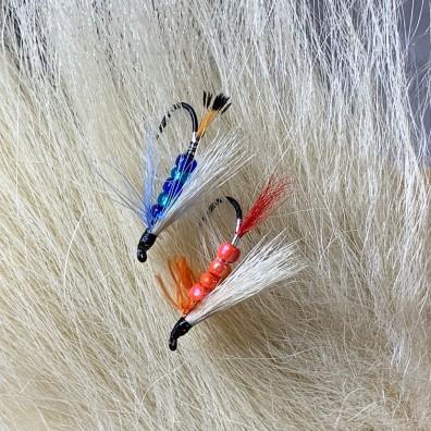 Polar Bear Fly Tie Hair Taxidermy For Sale #21228 @The Taxidermy Store