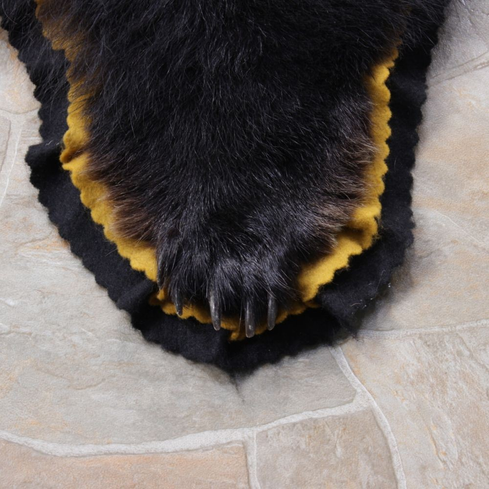 Antlers For Sale >> Black Bear Rug Mount #12340 - The Taxidermy Store