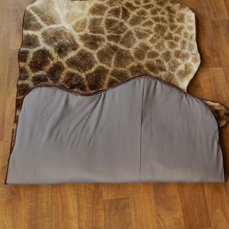 African Giraffe Rug For Sale #18207