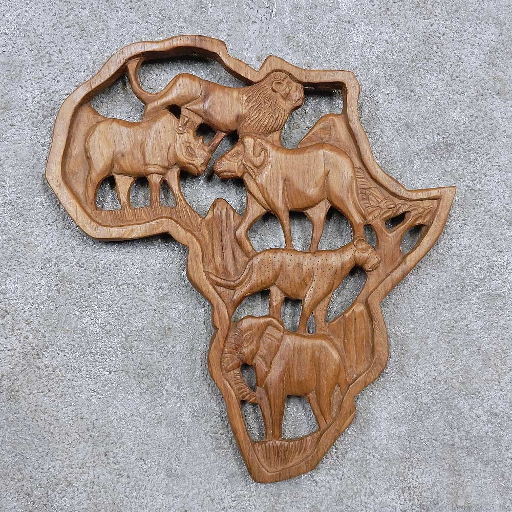 African continent wall decor for sale the