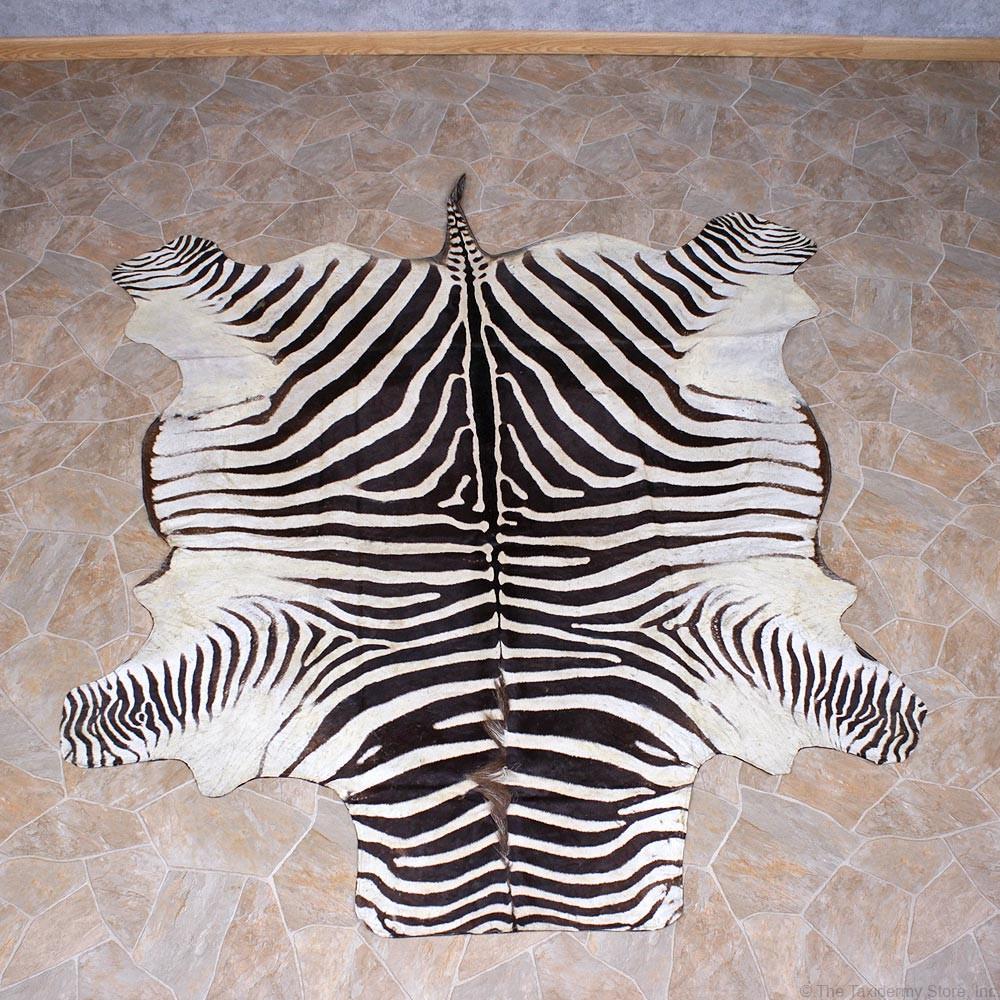 Zebra Rug Mount #10959