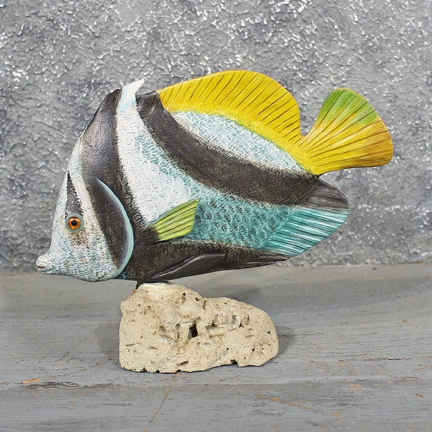 Sunfish wood carving the taxidermy store