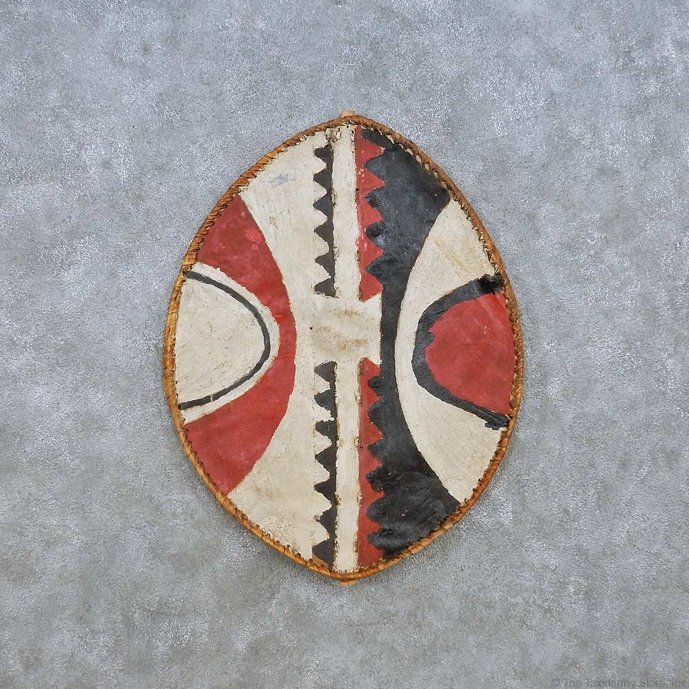 African Maasai Tribal Hunter Shield For Sale #15176 - The