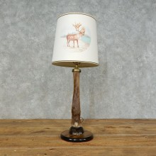 Caribou Hoof Lamp For Sale #16262 @ The Taxidermy Store