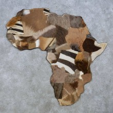 African Continent Wall Decor For Sale #15072 @ The Taxidermy Store