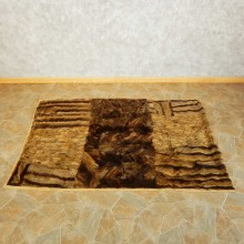 Beaver Hide Blanket For Sale #15701 @ The Taxidermy Store