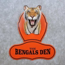 The Bengals Den Shoulder Mount For Sale #15611 @ The Taxidermy Store