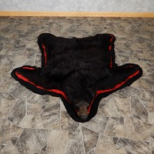Black Bear Full-Size Rug For Sale #18977 @ The Taxidermy Store