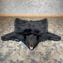 Black Bear Full-Size Rug For Sale #21174 @ The Taxidermy Store