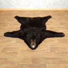 Black Bear Full-Size Rug For Sale #17860 @ The Taxidermy Store