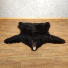 Black Bear Full-Size Rug For Sale #17862 @ The Taxidermy Store