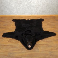 Black Bear Full-Size Rug For Sale #17872 @ The Taxidermy Store