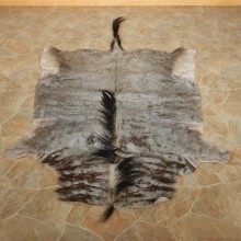 Blue Wildebeest Rug For Sale #14861 @ The Taxidermy Store