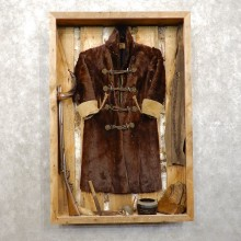Authentic Mountain Man Era Display Case For Sale