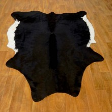 Black & White Cowhide Taxidermy Tanned Skin For Sale #17439 @ The Taxidermy Store