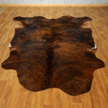 Brindle Cowhide Taxidermy Tanned Skin For Sale #17440 @ The Taxidermy Store