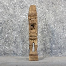 African Tribal Wood Carving #11590 - For Sale @ The Taxidermy Store