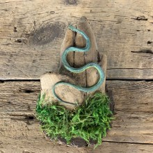 Green Snake Taxidermy Mount For Sale #21543 @ The Taxidermy Store