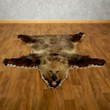 Grizzly Bear Taxidermy Rug Mount For Sale #17498 @ The Taxidermy Store