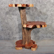 Hand Made Cedar Table #11532 - For Sale - The Taxidermy Store