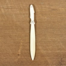 Authentic Native Carved Ivory Letter Opener #12098 For Sale @ The Taxidermy Store