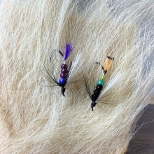 Polar Bear Fly Tie Hair Taxidermy For Sale #21230 @The Taxidermy Store