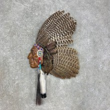 War Bird Turkey Fan Display For Sale #21537 @ The Taxidermy Store