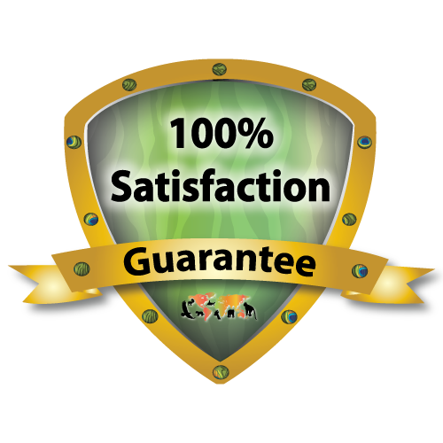 The Taxidermy Store's Satisfaction Guarantee