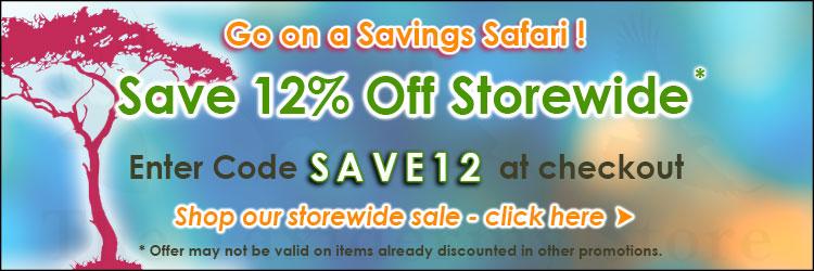 August 12 Savings
