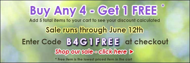 Spring into Savings Sale Promotion