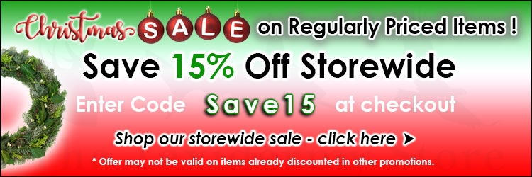 Christmas Sale 15 @ The Taxidermy Store
