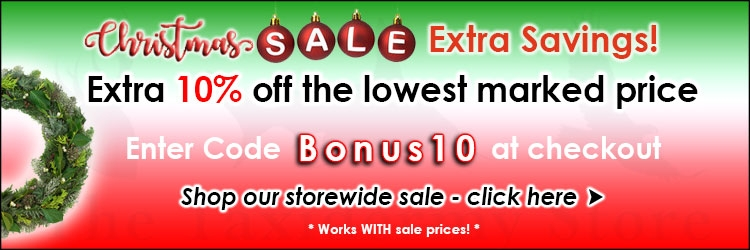 Christmas Sale @ The Taxidermy Store