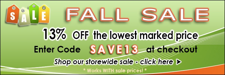 Fall Sale 13 @ The Taxidermy Store