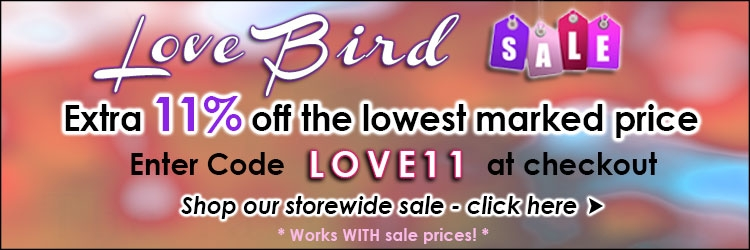 Love Bird Coupon Code 2019 @ The Taxidermy Store