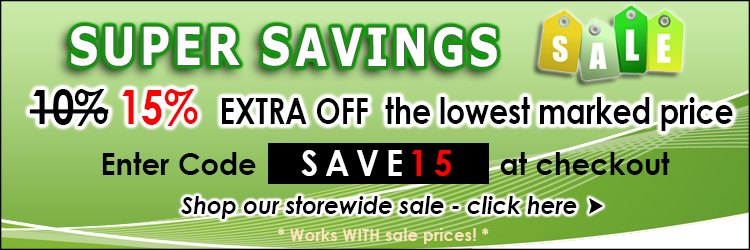 Super Spring Sale 15% Off Storewide @ The Taxidermy Store