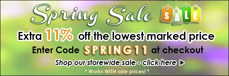 Spring Bonus Sale @ The Taxidermy Store