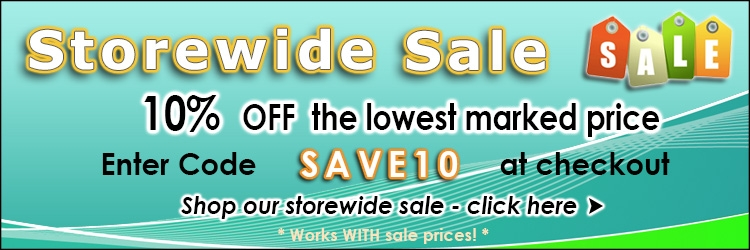 April 2019 Storewide Sale 10% Off  @ The Taxidermy Store