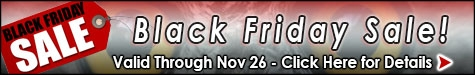 Black Friday Sale @ The Taxidermy Store