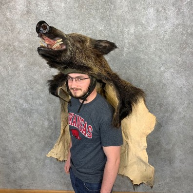 Razorback Superfan Rally Hat For Sale #22310 @ The Taxidermy Store