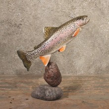 Bob Berry Brook Trout Wood Carving For Sale