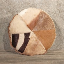 #11302 Animal Skin Accent Pillow