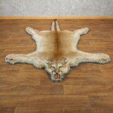 Mountain Lion Full-Size Rug For Sale #17865 @ The Taxidermy Store