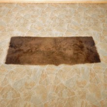American Buffalo Bison Rug For Sale #14725 @ The Taxidermy Store