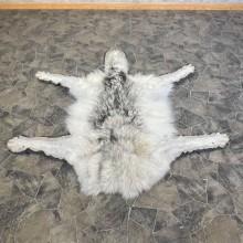 Grey Wolf Rug Taxidermy Mount For Sale
