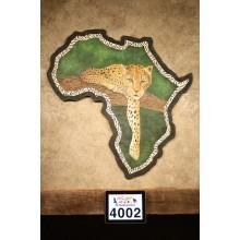 Original African Leopard Painting