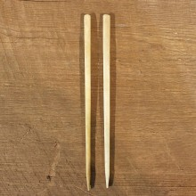 Authentic Native Carved Ivory Chopstick Set #12104 For Sale @ The Taxidermy Store