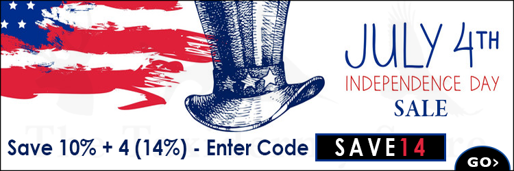 JULY 4TH SALE 14% Off Storewide @ The Taxidermy Store