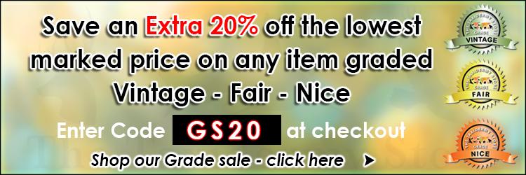 Grade Sale Savings 25