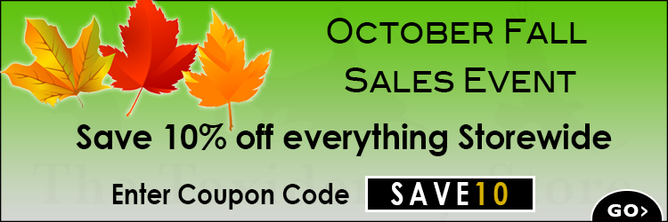 October Fall Sale 10% Off @ The Taxidermy Store